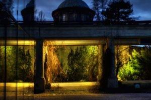 wrocław, HDR, Architecture, Night