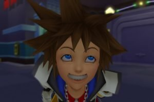 Sora (Kingdom Hearts), Screenshots, Kingdom Hearts