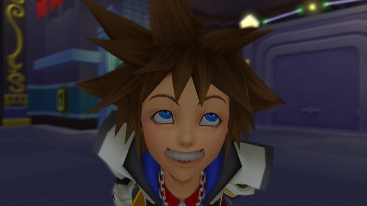 Sora (Kingdom Hearts), Screenshots, Kingdom Hearts HD Wallpaper Desktop Background