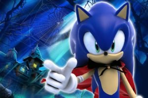 Sonic the Hedgehog, Halloween