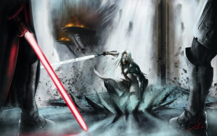 Jedi Sith Hd Wallpapers Desktop And Mobile Images Photos