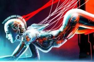 androids, Robot