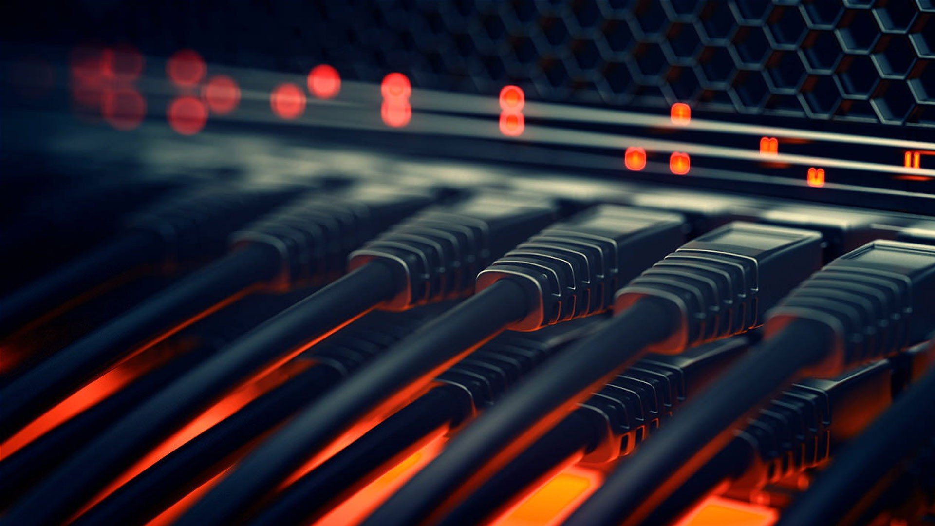 Network, Computer, Switch, Wire, Data Center HD Wallpapers