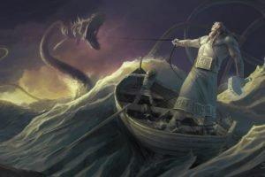 Vikings, Mythology, Thor, Ragnarök