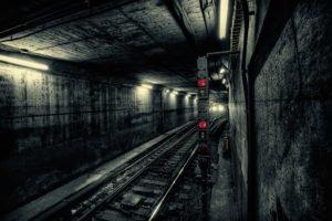 underground, Subway, Railway, Metro
