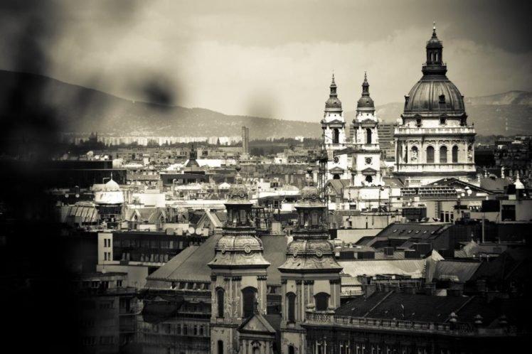 Budapest, City, Architecture HD Wallpaper Desktop Background