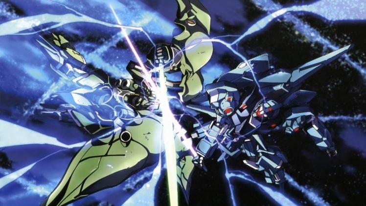Mobile Suit Gundam Unicorn, Kshatriya, ReZEL HD Wallpapers / Desktop