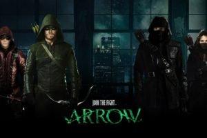 Arrow, Warrior, Red Arrow, Green Arrow, Malcolm Merlyn, Thea Queen