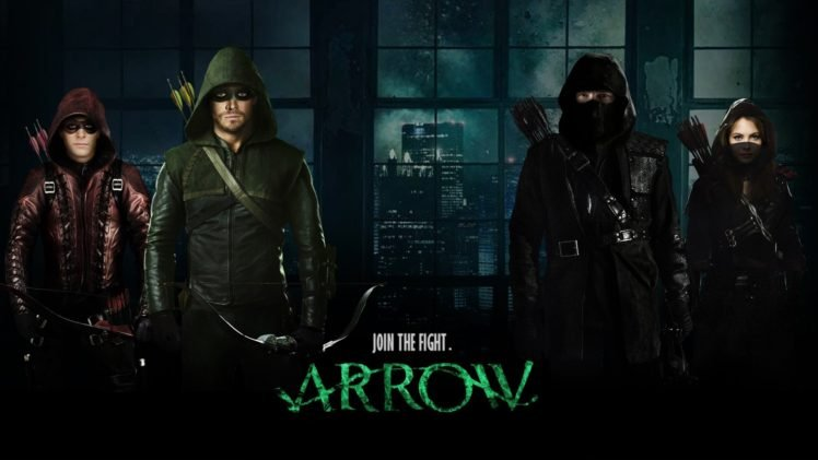Arrow, Warrior, Red Arrow, Green Arrow, Malcolm Merlyn, Thea Queen HD Wallpaper Desktop Background