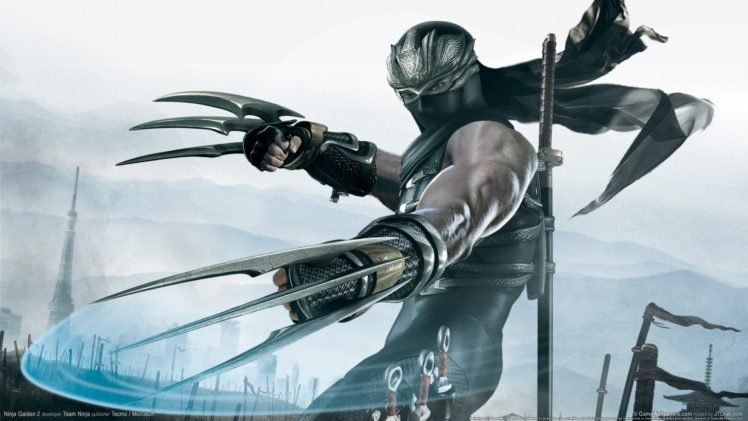 Ninja Gaiden Hd Wallpapers Desktop And Mobile Images Photos