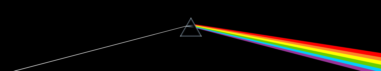Prism Pink Floyd Black Dark Side Of The Moon Hd Wallpapers