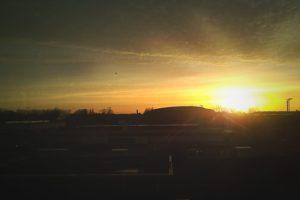 Sun, Sunrise