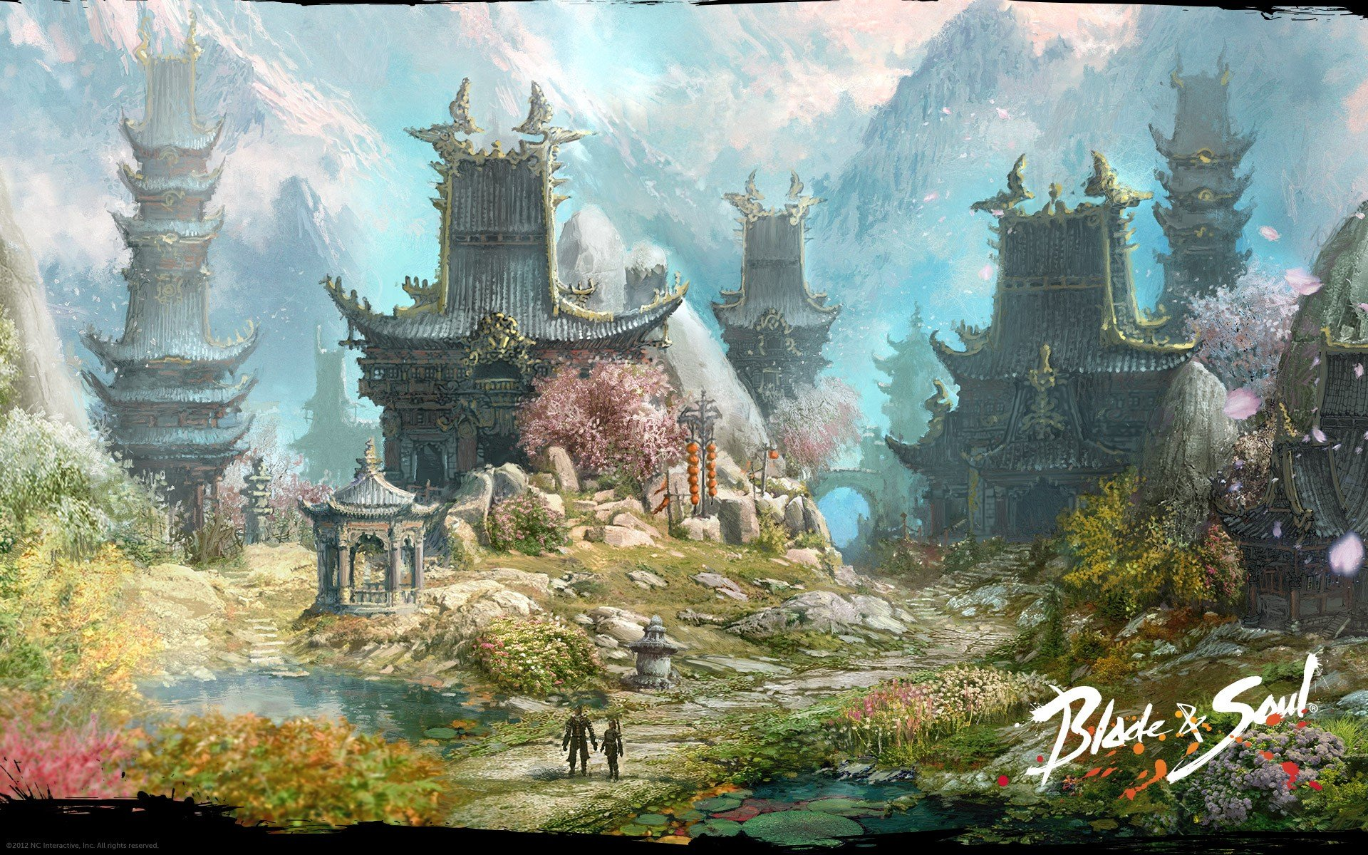 Blade And Soul Hd Wallpapers Desktop And Mobile Images Photos
