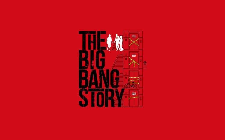 fan art, The Big Bang Theory HD Wallpaper Desktop Background