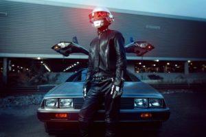 Daft Punk, DeLorean, DMC