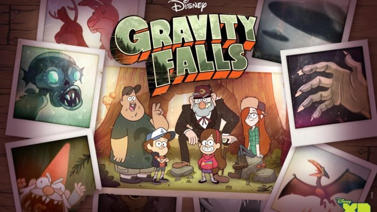 Gravity Falls Hd Wallpapers Desktop And Mobile Images Photos