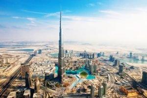 cityscape, Skyscraper, Burj Khalifa, Dubai, Building, City