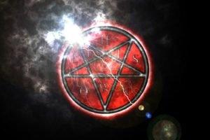 Gothic, Pentagram