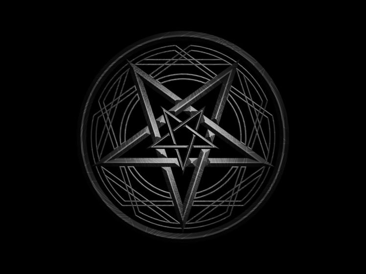 Gothic Pentagram Hd Wallpapers Desktop And Mobile Images
