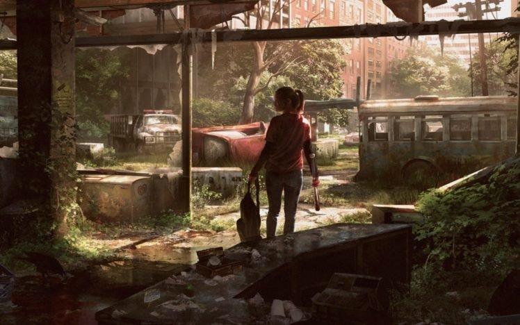 The Last of Us, Apocalyptic HD Wallpaper Desktop Background