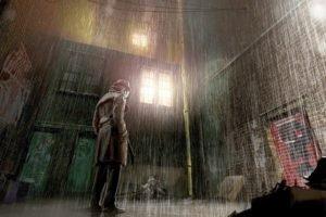 Rorschach, Rain, Watchmen