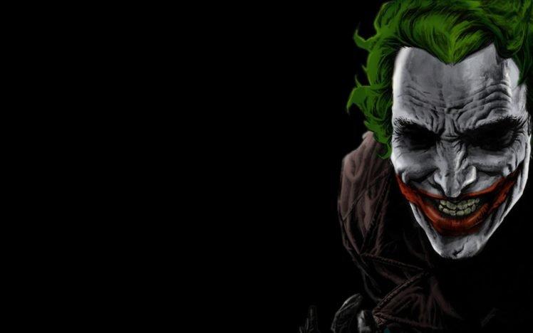 Joker Black Hd Wallpapers Desktop And Mobile Images Photos