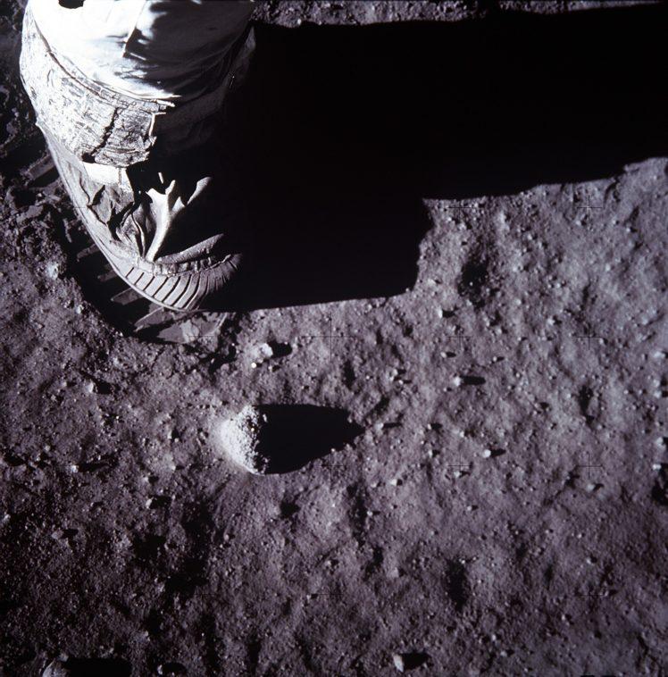 Apollo, Moon HD Wallpaper Desktop Background