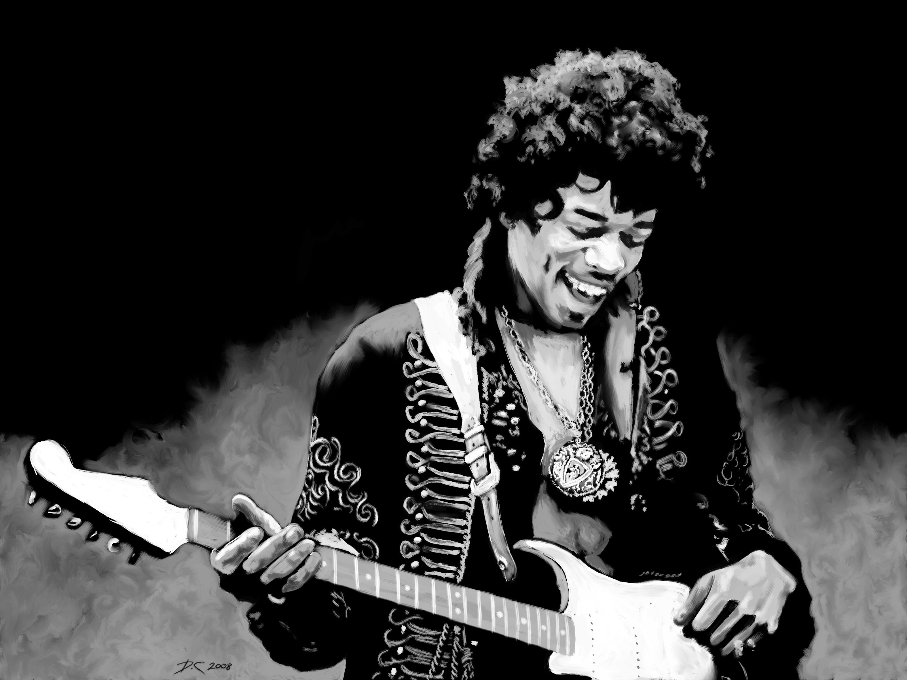 Jimi Hendrix HD Wallpapers / Desktop and Mobile Images ...