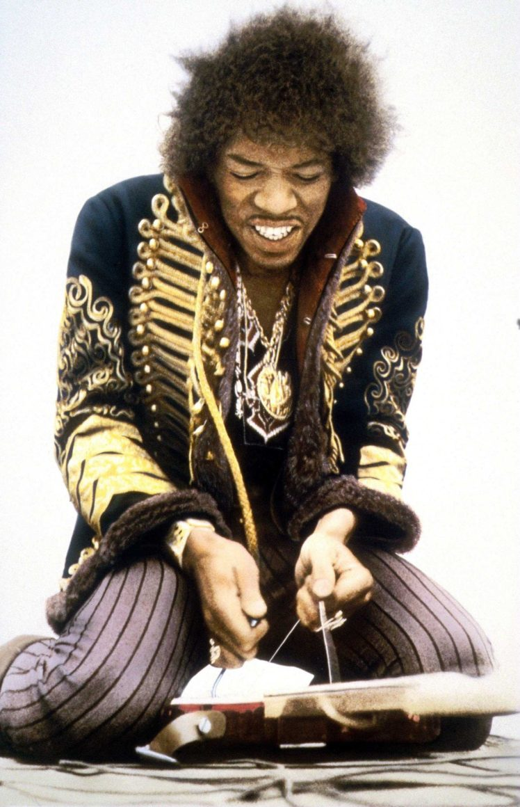 Jimi Hendrix Hd Wallpapers Desktop And Mobile Images Photos
