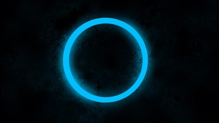 circle, Web design, Blue HD Wallpaper Desktop Background