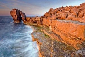 rock, Coast