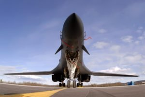 airplane, Rockwell B 1 Lancer