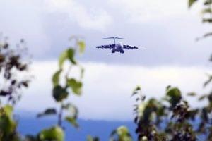 airplane, Depth of field, Boeing C 17 Globemaster III