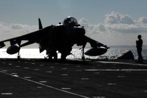 airplane, Harrier
