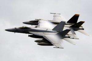 airplane, McDonnell Douglas F A 18 Hornet