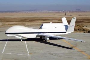 airplane, UAVs, Northrop Grumman RQ 4 Global Hawk