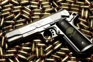 ammunition, CAL. 45, Colt 1911