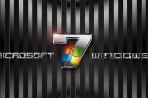 Windows 7, Microsoft