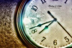 clocks, Filter