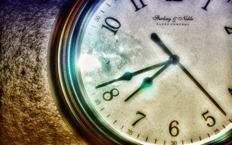clocks, Filter HD Wallpaper Desktop Background