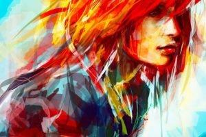 redhead, Hayley Williams