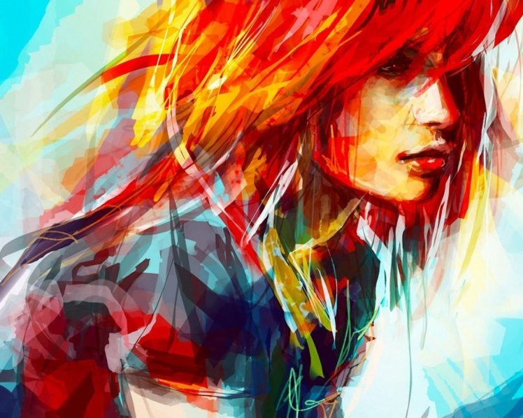 Redhead Hayley Williams Hd Wallpapers Desktop And Mobile