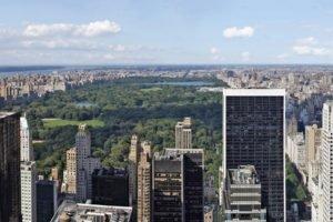 New York City, Triple screen