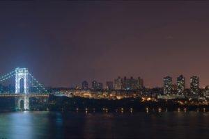 New York City Triple Screen Hd Wallpapers Desktop And