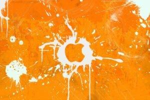 Apple Inc., Paint splatter