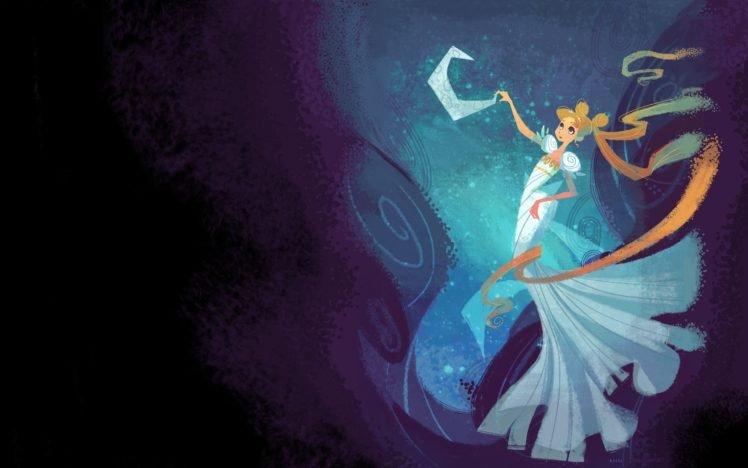 Sailor Moon HD Wallpaper Desktop Background