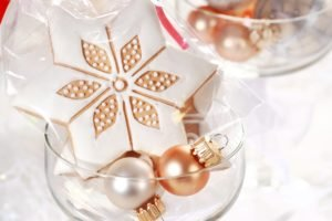 New Year, Decorations, Christmas ornaments, Bowls