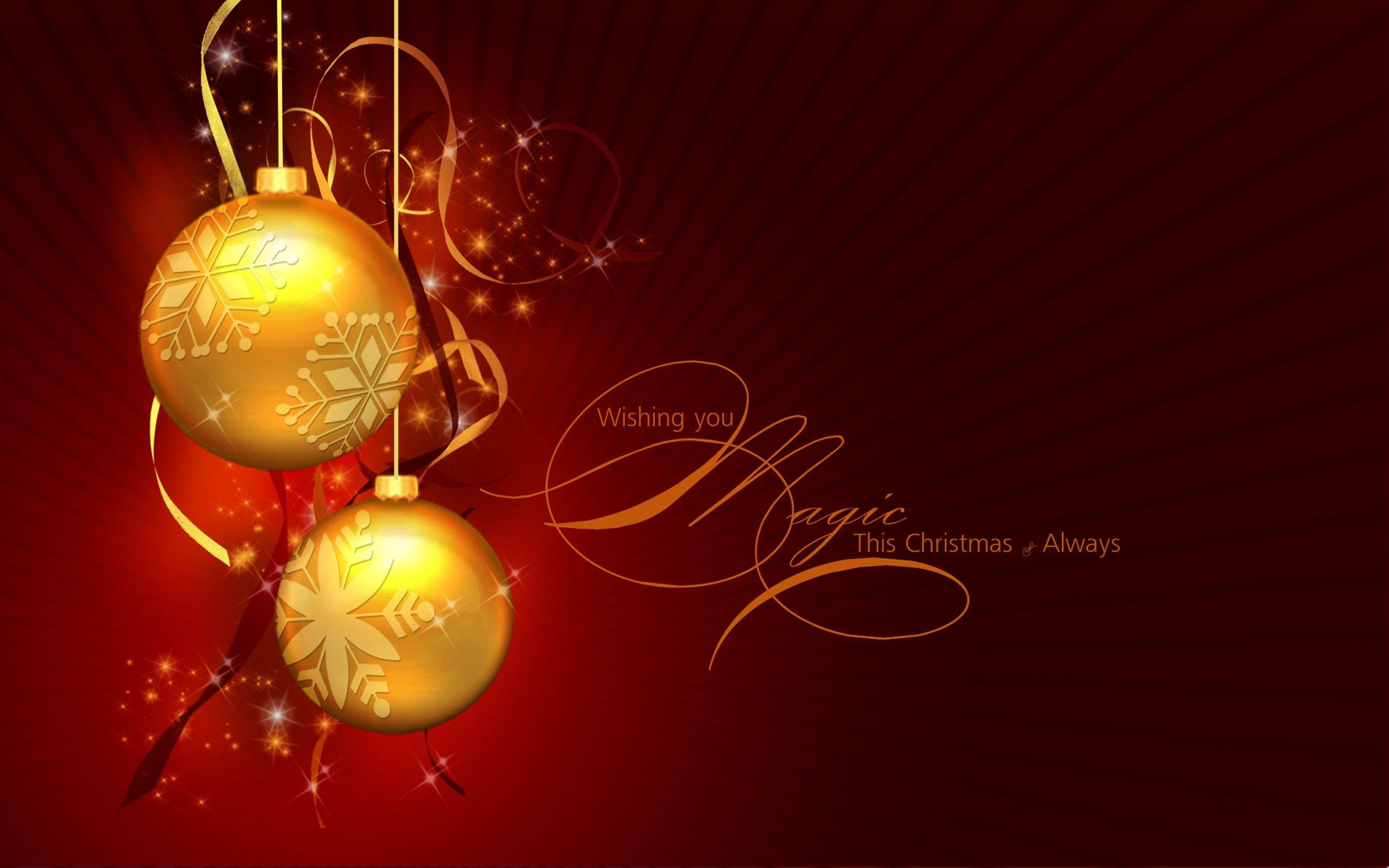 Christmas ornaments, Christmas, Ribbon Wallpaper