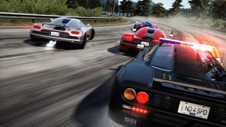 EA SPORTS, Need for Speed, Race cars, Drift HD Wallpaper Desktop Background