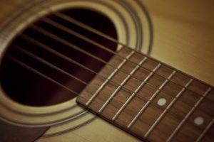 guitar, Strings, Wood